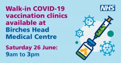 pop up vaccination clinic