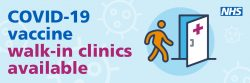 Walk-in vaccination clinic