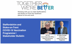 Together We're Better Covid Bulletin